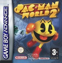 Pac-Man World 2 Game Boy Advance