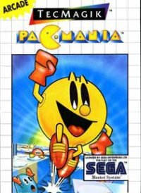 Pac-Mania Master System