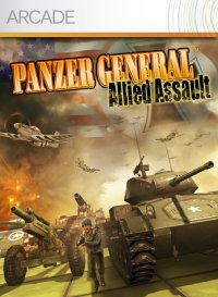 Panzer General Allied Assault Xbox 360
