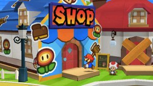 'Paper Mario: Sticket Star'