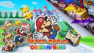 Anunciado Paper Mario: The Origami Kings para Nintendo Switch; llegará en julio