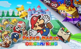 Análisis Paper Mario: The Origami King (Switch)