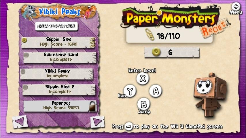 Paper Monster Recut