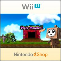 Paper Monsters Recut Wii U