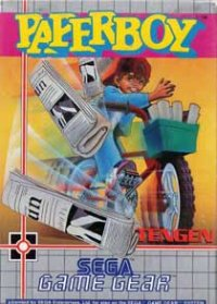 Paperboy Game Gear
