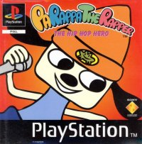 PaRappa the Rapper Playstation