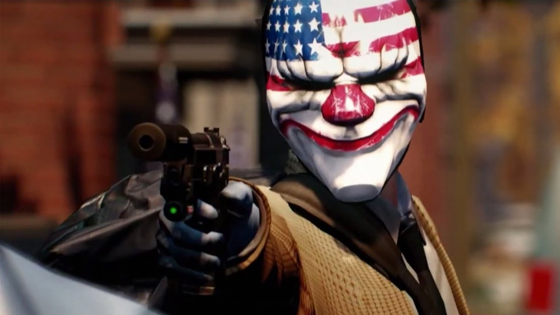 PayDay 2 - Crimewave Edition