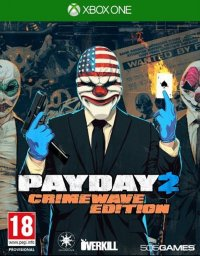 PayDay 2 - Crimewave Edition Xbox One