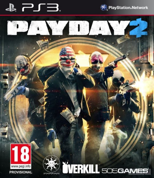 Payday 2: The Heist