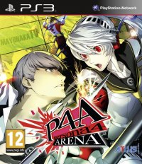 Persona 4 Arena PS3
