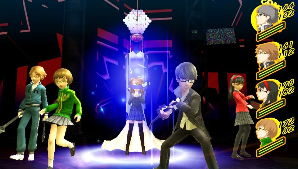 Persona 4 Golden Ps Vita Juegosadn