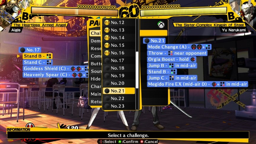 Persona 4 The Ultimate In Mayonaka Arena