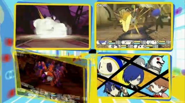 Persona Q: Shadow of the Labyrinth