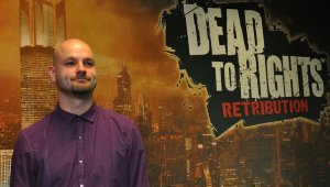 Detrás del videojuego, Dead To Rights: Retribution