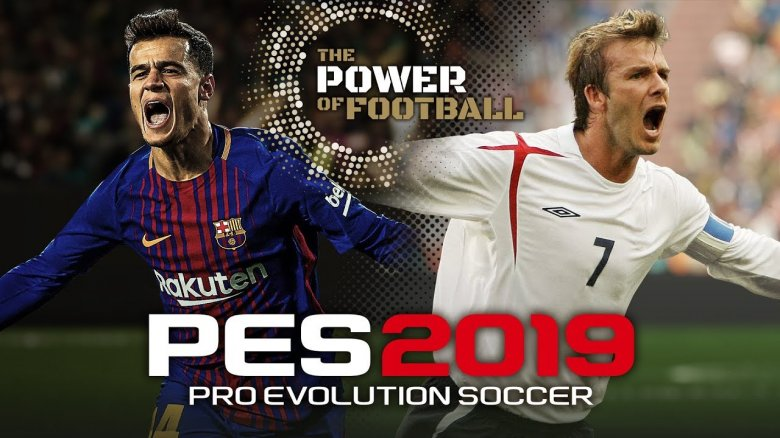PES 2019, el 30 de agosto en PC, PS4 y Xbox One