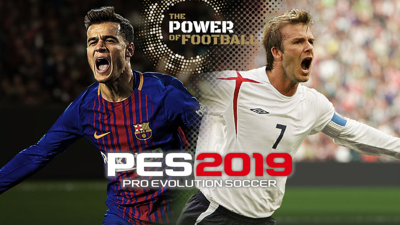 Ya A La Venta Pes 2019 Para Playstation 4 Xbox One Y Pc Juegosadn