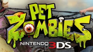 Primer tráiler de Pet Zombies para 3DS