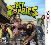 Pet Zombies Nintendo 3DS