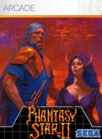 Phantasy Star 2 Xbox 360