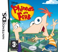 Phineas y Ferb Nintendo DS