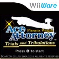 Phoenix Wright: Ace Attorney - Trials and Tribulations Wii