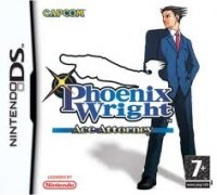 Phoenix Wright: Ace Attorney Nintendo DS