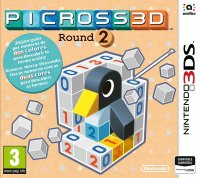 Picross 3D: Round 2 Nintendo 3DS