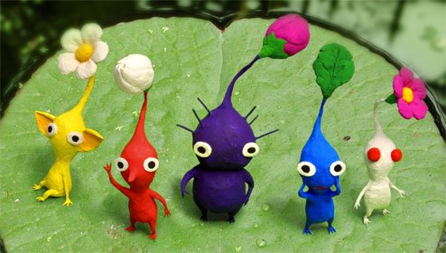 Pikmin 2 New Play Control