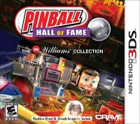 Pinball Hall of Fame: The Williams Collection Nintendo 3DS