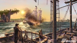 Piratas del caribe: Armada of the Damned, increible trailer.
