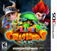 Planet Crashers 3D Nintendo 3DS