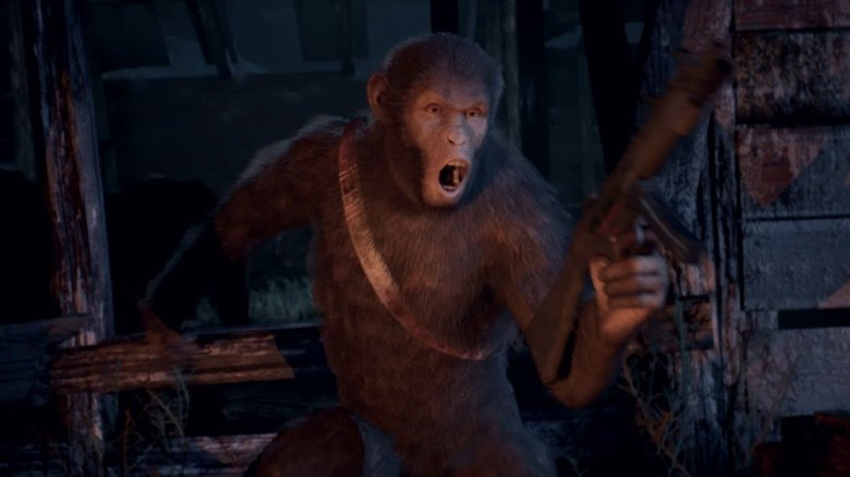 Planet of the Apes: Last Frontier muestra más material jugable en un vídeo