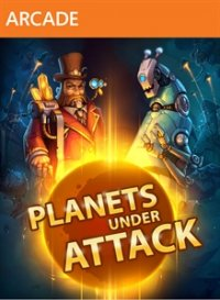 Planets Under Attack Xbox 360