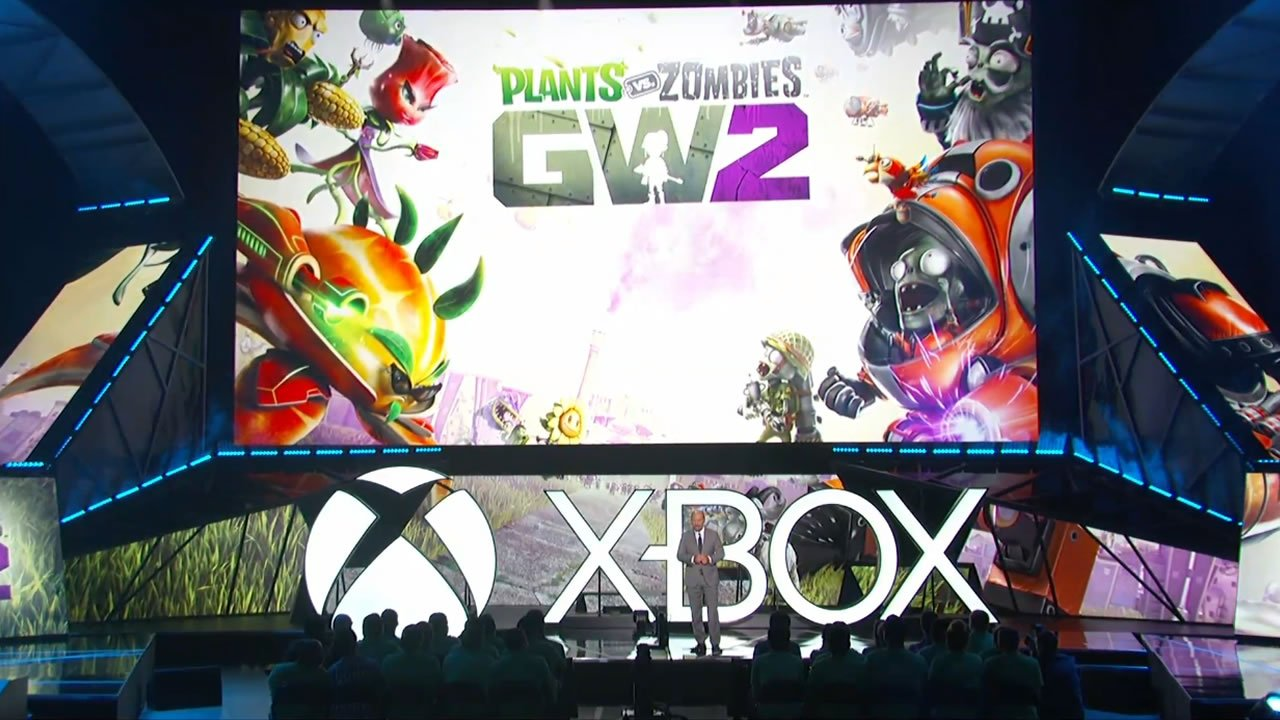 Anunciado Plants Vs Zombies Garden Warfare 2 En La Conferencia De Xbox