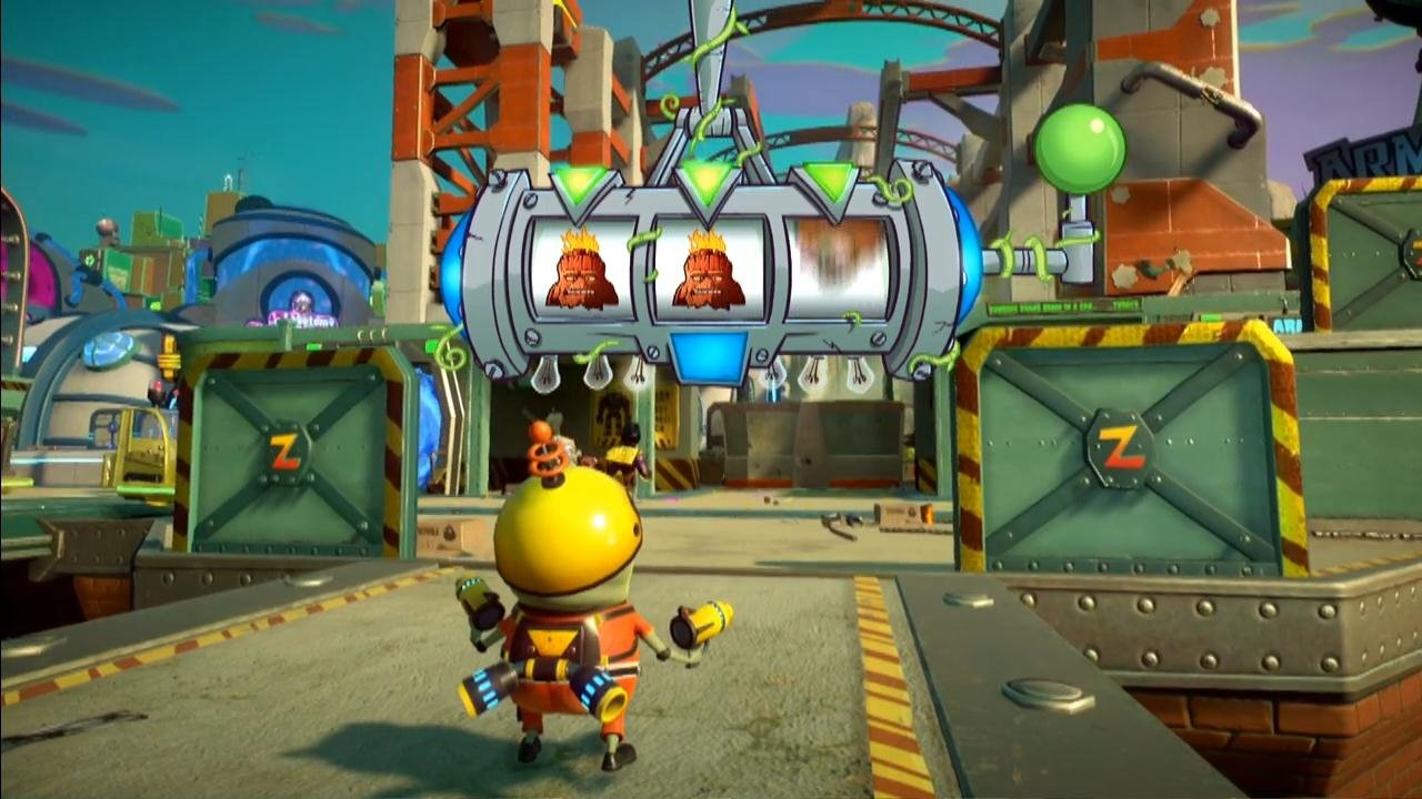 Plants Vs Zombies Garden Warfare 2 Ps4 Juegosadn