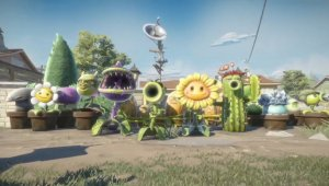 [E3] 'Plants vs Zombies: Garden Warfare' anunciado en la conferencia de Electronic Arts