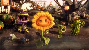 Plants Vs. Zombies Garden Warfare ya disponible para PC