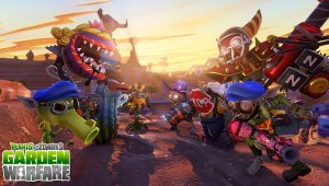Plants vs. Zombies Garden Warfare llegará a PlayStation 4 y PlayStation 3 el 21 de agosto