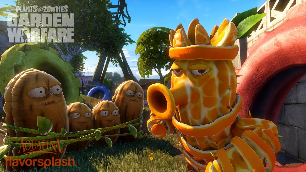 Plants Vs. Zombies: Garden Warfare PS4 - JuegosADN