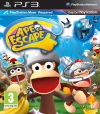 PlayStation Move Ape Escape PS3