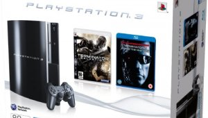 Nuevo Pack de Playstation 3 con Terminators para Europa