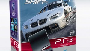 El pack PS3 250gb + Need for Speed Shift llega a Europa