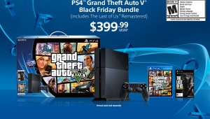 Sony prepara dos nuevos bundles de PlayStation 4 para el Black Friday