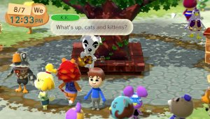 Nintendo presenta la Plaza de Animal Crossing para Wii U