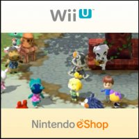 Plaza de Animal Crossing Wii U
