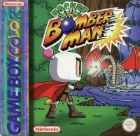 Pocket Bomberman Game Boy Color