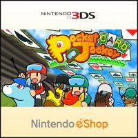 Pocket Card Jockey Nintendo 3DS