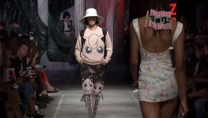 Pokémon revoluciona la Milán Fashion Week