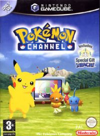 Pokémon Channel GameCube