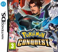 Pokémon Conquest Nintendo DS